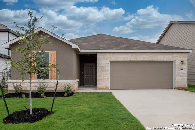 2449 Hiddenbrooke Trace, Seguin, TX 78155 (MLS #1471022) :: Real Estate by Design