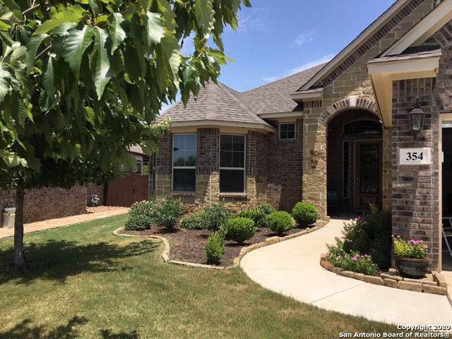 354 Wauford Way, New Braunfels, TX 78132 (MLS #1471172) :: Carter Fine Homes - Keller Williams Heritage