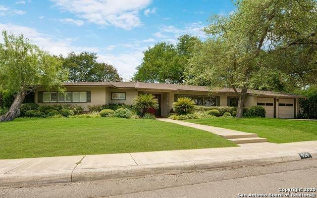 426 Larkwood Dr, San Antonio, TX 78209 (MLS #1472510) :: Reyes Signature Properties