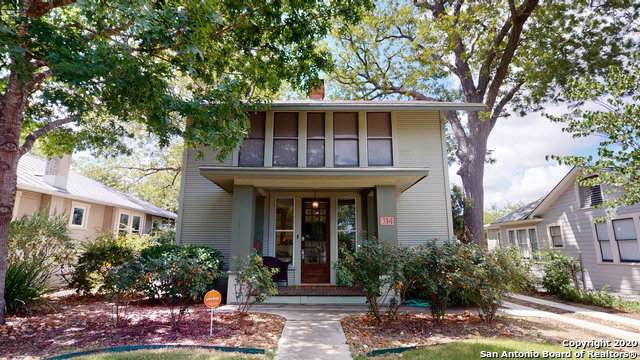 314 Pershing Ave, San Antonio, TX 78209 (MLS #1472851) :: Reyes Signature Properties
