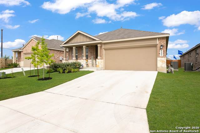 8409 Lamus Wheel, San Antonio, TX 78254 (MLS #1473595) :: Tom White Group