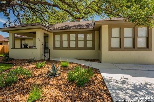 505 Elm St, Kerrville, TX 78028 (MLS #1474604) :: The Castillo Group