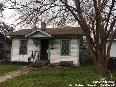 504 Thompson Pl, San Antonio, TX 78225 (MLS #1474910) :: The Lugo Group