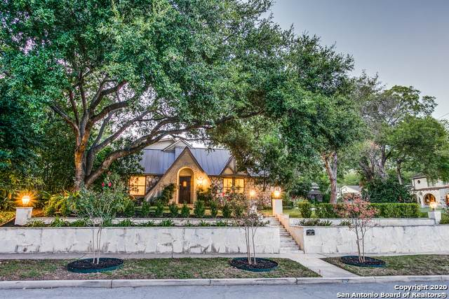 127 Rosemary Ave, Alamo Heights, TX 78209 (MLS #1474975) :: The Heyl Group at Keller Williams