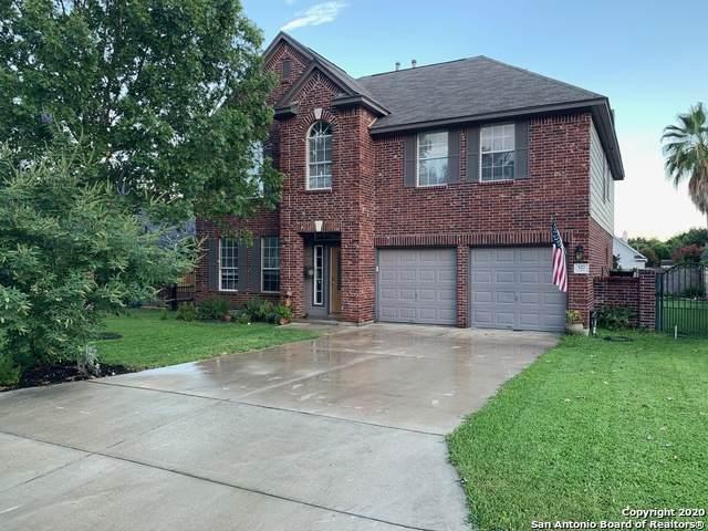527 Raven Ridge, New Braunfels, TX 78130 (MLS #1475236) :: Maverick
