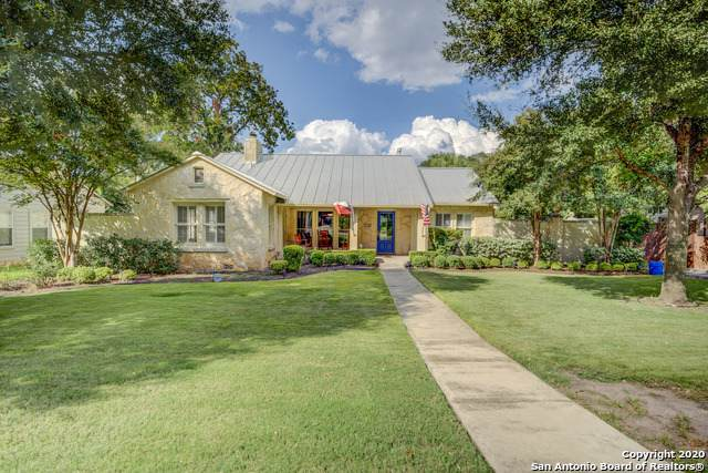 143 Paloma Dr, San Antonio, TX 78212 (MLS #1475961) :: Santos and Sandberg