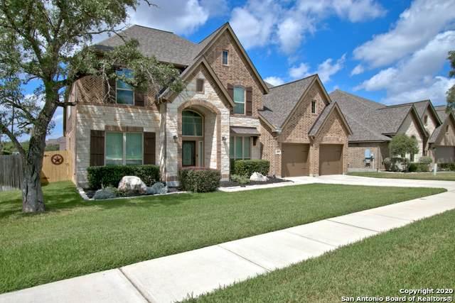 589 Oak Brook Dr, New Braunfels, TX 78132 (MLS #1476213) :: BHGRE HomeCity San Antonio