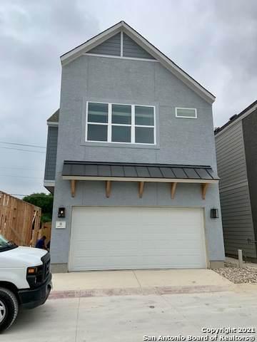 5843 Whitby Road  Residence #8, San Antonio, TX 78240 (MLS #1476303) :: REsource Realty