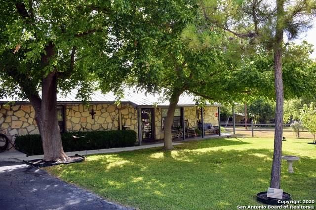 166 Madrona Ln, Bandera, TX 78003 (MLS #1476505) :: Concierge Realty of SA