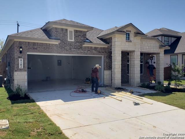 8102 Carver Heights, San Antonio, TX 78253 (MLS #1477111) :: Alexis Weigand Real Estate Group
