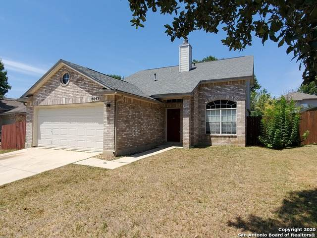 6043 Woodway Ct, San Antonio, TX 78249 (MLS #1477198) :: EXP Realty