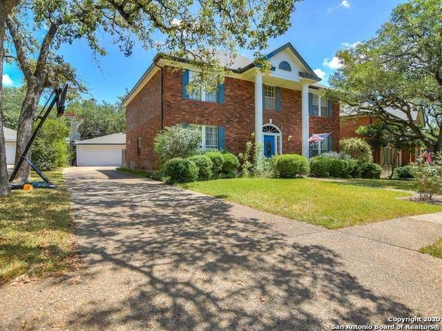 2607 Inwood View Dr, San Antonio, TX 78248 (MLS #1477499) :: Carter Fine Homes - Keller Williams Heritage