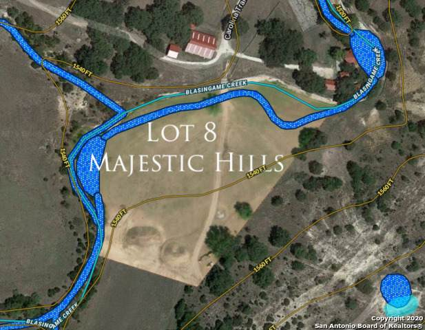 LOT 8 Majestic Hills Ranch, Blanco, TX 78606 (MLS #1478719) :: Real Estate by Design