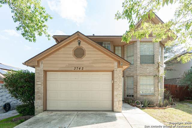 3742 Candlewind Ln, San Antonio, TX 78244 (MLS #1478898) :: The Mullen Group | RE/MAX Access