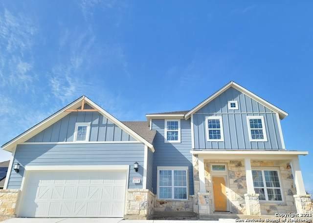 8481 Ivy Curl, Schertz, TX 78154 (MLS #1479515) :: Real Estate by Design