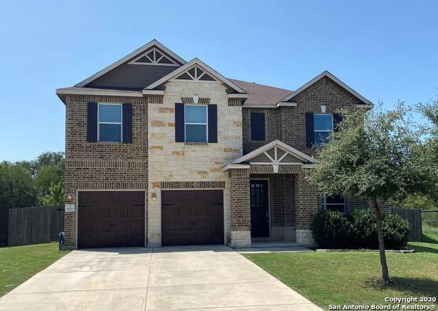 7921 Stalemate Cv, San Antonio, TX 78254 (MLS #1480247) :: The Castillo Group