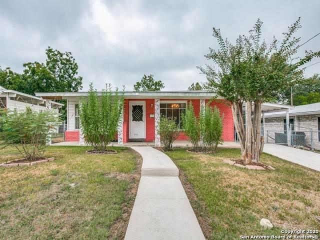 666 Maria Elena, San Antonio, TX 78228 (MLS #1480360) :: The Heyl Group at Keller Williams