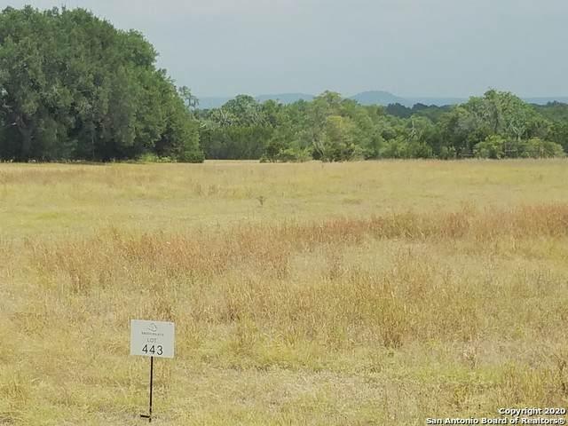LOT 443 Horseshoe Falls, Bandera, TX 78003 (MLS #1480575) :: EXP Realty