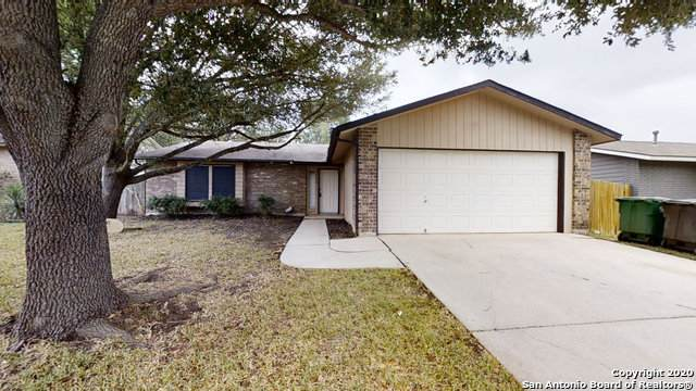 12746 Thomas Sumter St, San Antonio, TX 78233 (MLS #1480791) :: The Castillo Group