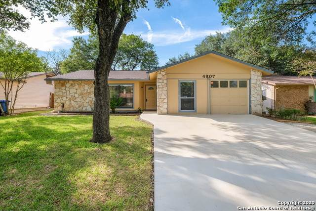 4907 Dare Ln, San Antonio, TX 78217 (MLS #1480998) :: Concierge Realty of SA