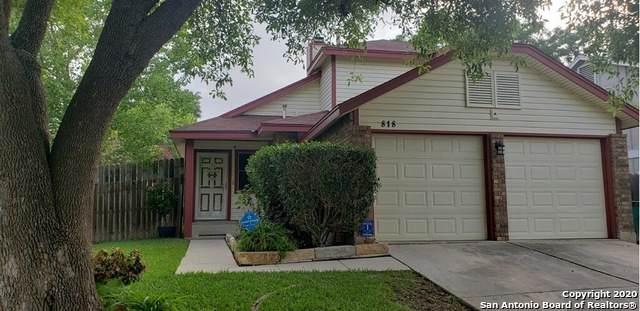 818 Meadow Branch, Converse, TX 78109 (MLS #1481646) :: Concierge Realty of SA
