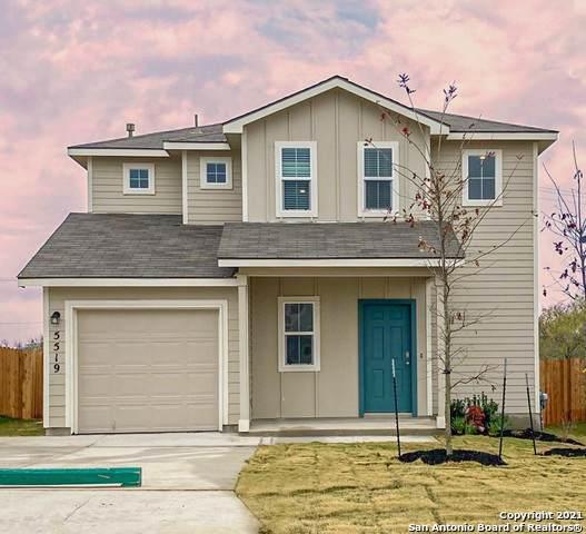 5519 Rosillo Chase, San Antonio, TX 78222 (MLS #1482236) :: Vivid Realty