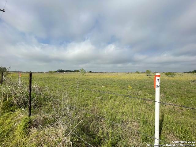LOT 19 10.41 AC County Road 777, Devine, TX 78016 (MLS #1482587) :: The Gradiz Group