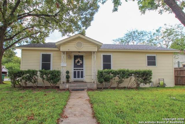 142 Haggin St, San Antonio, TX 78210 (MLS #1482901) :: The Real Estate Jesus Team