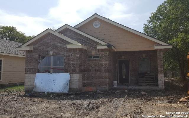 170 Alhaven Ave, San Antonio, TX 78210 (MLS #1482919) :: The Glover Homes & Land Group