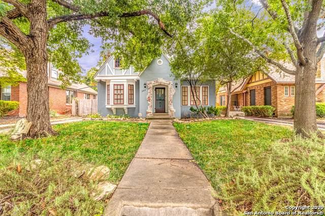 322 Furr Dr, San Antonio, TX 78201 (MLS #1483090) :: Exquisite Properties, LLC