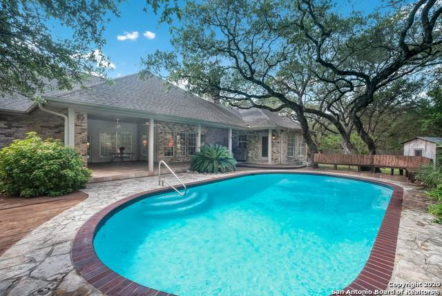 119 Long Bow Rd, Shavano Park, TX 78231 (MLS #1483358) :: The Gradiz Group