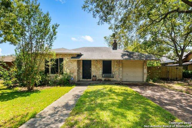 238 Lovera Blvd, San Antonio, TX 78212 (MLS #1483931) :: The Castillo Group