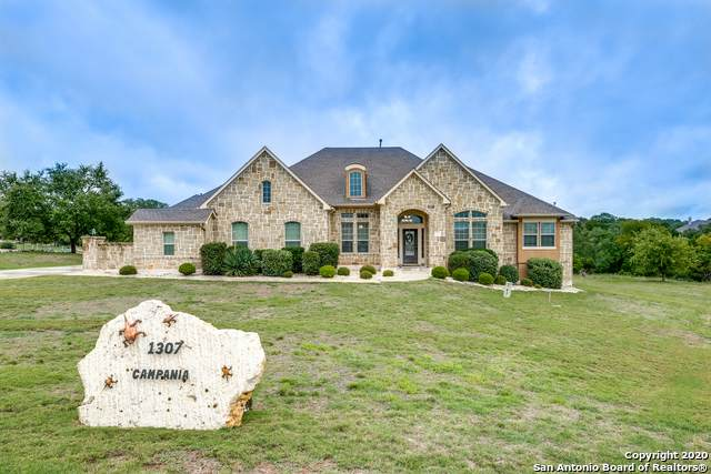 1307 Campania, New Braunfels, TX 78132 (MLS #1484185) :: Santos and Sandberg