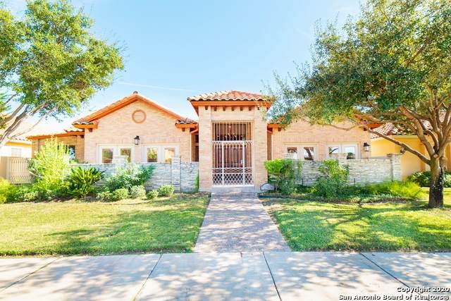 2703 Burke Dr, Laredo, TX 78045 (MLS #1484366) :: BHGRE HomeCity San Antonio