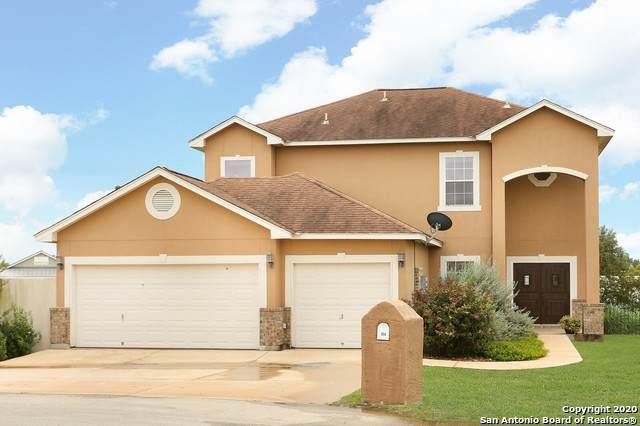 184 Fairway Dr, Floresville, TX 78114 (MLS #1484481) :: Maverick