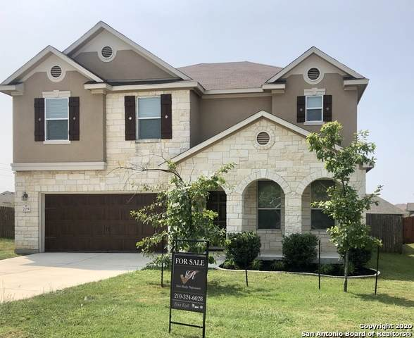 209 Landmark Run, Cibolo, TX 78108 (MLS #1484528) :: HergGroup San Antonio Team
