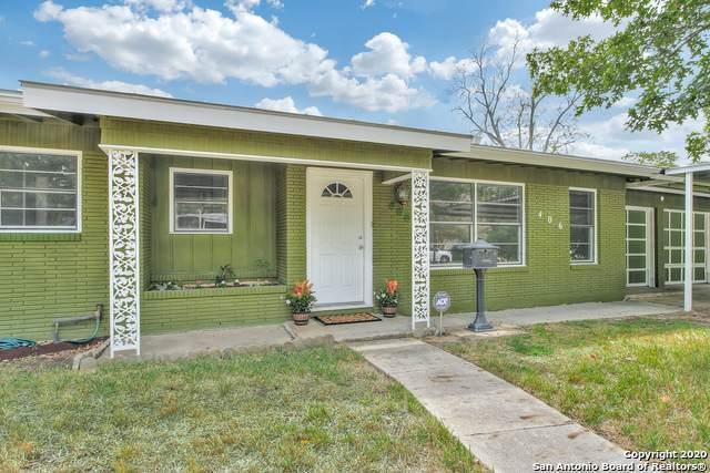 406 Redcliff Dr, San Antonio, TX 78216 (MLS #1485180) :: Maverick