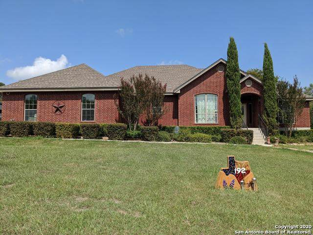 192 Placid Heights, Seguin, TX 78155 (MLS #1485406) :: Maverick