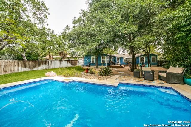 1076 Ivy Ln, Terrell Hills, TX 78209 (MLS #1485518) :: Concierge Realty of SA