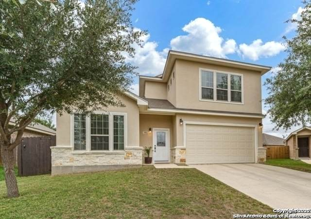 9811 Leubeck Ranch, Helotes, TX 78023 (MLS #1485527) :: The Mullen Group | RE/MAX Access