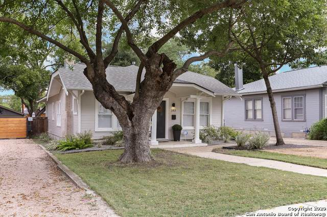 343 Pershing Ave, San Antonio, TX 78209 (MLS #1485795) :: The Lopez Group