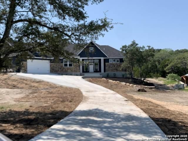 189 Oak Shores Dr, Canyon Lake, TX 78133 (MLS #1485804) :: Carolina Garcia Real Estate Group