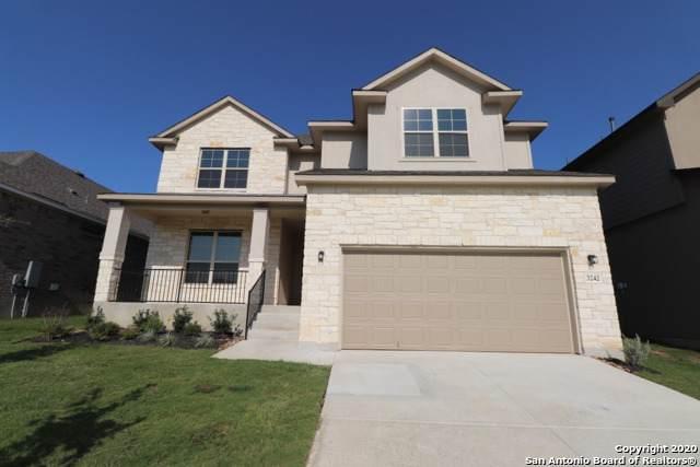 3242 Blenheim Park, Bulverde, TX 78163 (MLS #1485981) :: The Lugo Group