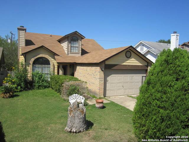 4045 Mystic Sunrise Dr, San Antonio, TX 78244 (MLS #1486365) :: The Gradiz Group