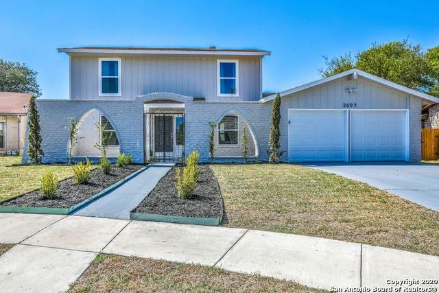 2607 Dennler Dr, San Antonio, TX 78238 (MLS #1487487) :: Carolina Garcia Real Estate Group