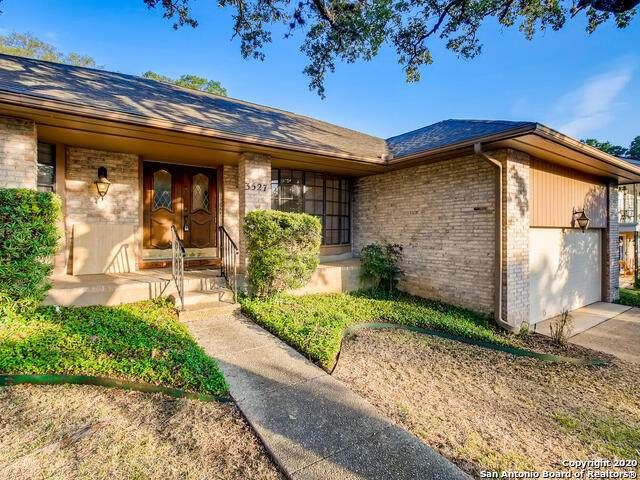 3527 Hunters Circle St, San Antonio, TX 78230 (#1488119) :: The Perry Henderson Group at Berkshire Hathaway Texas Realty