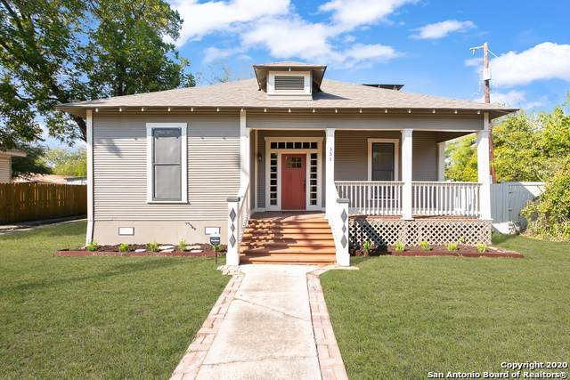 331 Westfall Ave, San Antonio, TX 78210 (MLS #1488515) :: The Heyl Group at Keller Williams