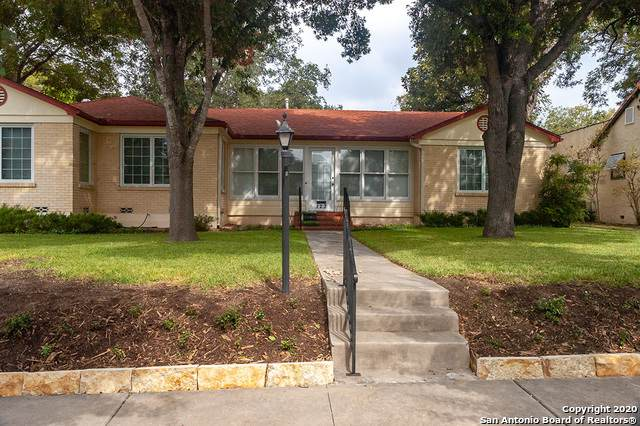 123 E Lullwood Ave, San Antonio, TX 78212 (MLS #1488556) :: REsource Realty