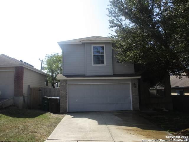 138 Hallie Pass, San Antonio, TX 78227 (MLS #1488715) :: Maverick