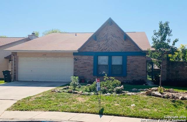 6914 Country Rose, San Antonio, TX 78240 (MLS #1488761) :: The Gradiz Group